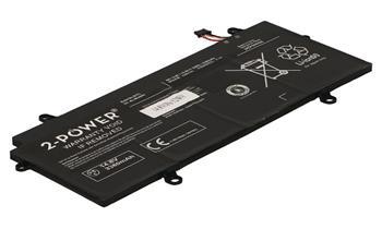2-Power baterie pro Toshiba Portege Z30 ( PA5136U-1BRS alternative ) 4 článková Baterie do Laptopu 14,8V 3380mAh