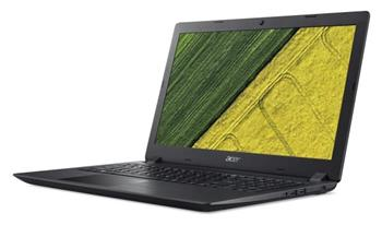 """Acer Aspire 3 (A315-21G-96HU) AMD A9-9420/4GB+4GB/1TB/Radeon 520 2GB/15.6"""" FHD LED matný/W10 Home/Black"""
