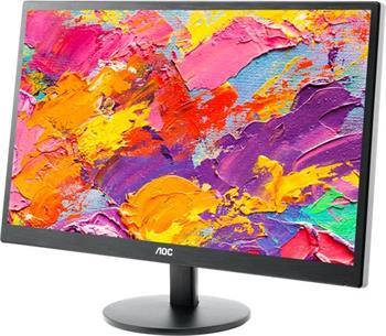 "AOC LCD M2470SWH 23,6""wide/1920x1080/5ms/20mil:1/VGA/2xHDMI/MVA/LED/repro"