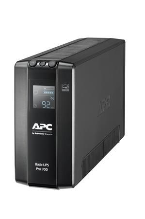 APC Back-UPS Pro 900VA (540W) 6 Outlets AVR LCD Interface