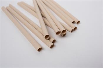 Bamboo straws - Přírodní bambusové brčko Smoothie 8mm x 23cm - krabička, balení 35ks