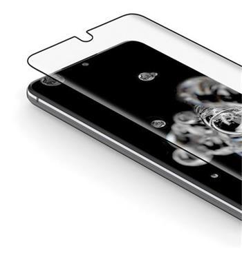 Belkin SCREENFORCE™ TruClear Curve ochranné zakřivené sklo pro Samsung S20 Ultra