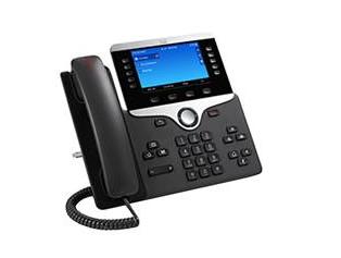 Cisco IP Phone 8851 with Multiplatform Phone firmware