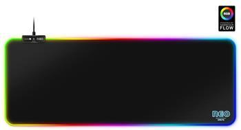 CONNECT IT NEO RGB podložka pod myš a klávesnici,