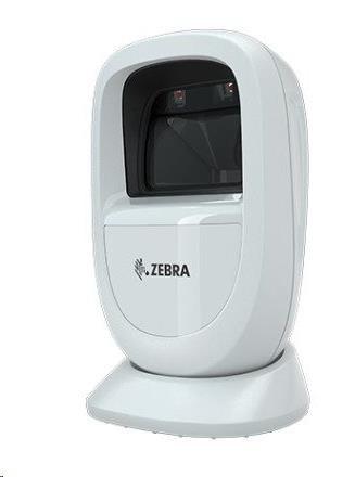 Čtečka Motorola DS9208 2D snímač, USB kabel, bílá