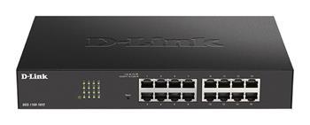 D-Link 16-Port Gigabit Smart Managed Switch