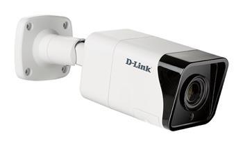 D-Link DCS-4718E 8-Megapixel H.265 Outdoor Bullet Camera
