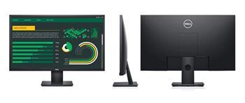 "Dell E2720H 27"" Full HD/8ms/1000:1/VGA/DP/IPS panel/cerny"