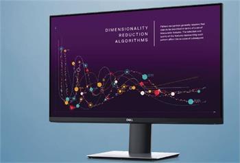 """Dell Professional P2720D 27""""/WQHD(2560x1440)/1000:1/8ms/350 cd/m2/HDMI/DP/mDP/USB 3.0/tenký rámeček/černý"""