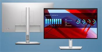 "Dell UltraSharp U2422H 24"" wide/8ms/1000:1/1920x1080/HDMI/DP/USB 3.2/USB-C/IPS panel/tenký rámeček/cerny"