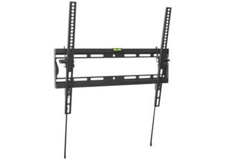 """Digitus Nástěnný držák pro LCD/LED monitor do 140 cm (55 """") 10 stupňové naklopení, maximální zatížení 35 kg VESA 400x400"""