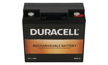 Duracell DR18-12 12V 18Ah VRLA Baterie L1