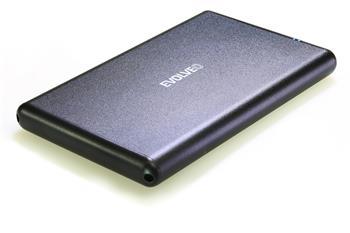 """EVOLVEO 2.5"""" Tiny 1, externí rámeček na HDD, USB 3"""