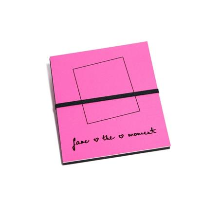 Fujifilm INSTAX SQUARE Album - Pink-Black set