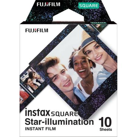 Fujifilm INSTAX SQUARE STAR - ILLUMINATION