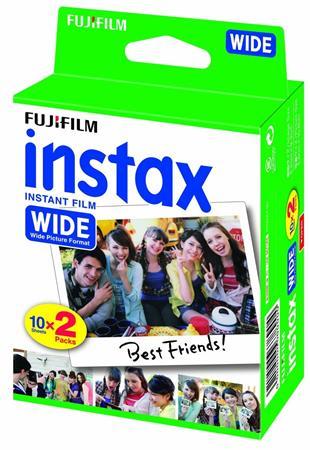 Fujifilm INSTAX wide FILM 20 fotografií