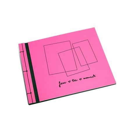 Fujifilm JAPANESE Album - Pink-Black set