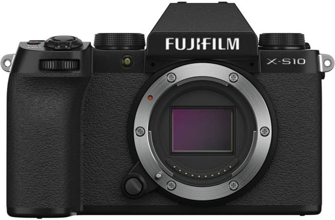 Fujifilm X-S10 - 26,1 MP - Black