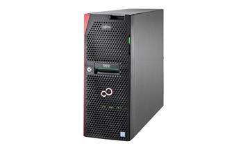 """Fujitsu PRIMERGY TX1330M4/F 8x2,5""""/E-2224 4C/4T 3.40 GHz/16GB/2x SSD SATA 6G 480/DVD-RW/Redundant"""