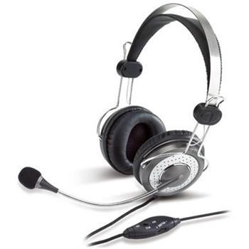 Genius headset HS-04SU (sluchátka + mikr