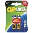 GP AA Ultra Plus, alkalická - 2 ks