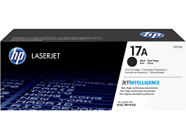 HP 17A CF217A Original LaserJet Toner Cartridge, Black
