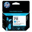 HP CZ134A No. 711 Cyan Ink Cart pro DSJ T120, trojbalení 3x29ml