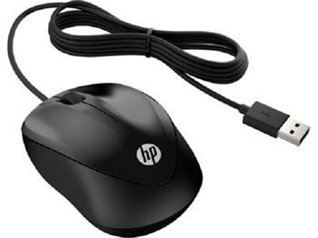 HP myš 1000 USB černá