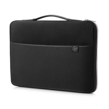 "HP pouzdro - Carry - black + silver (14,0"")"
