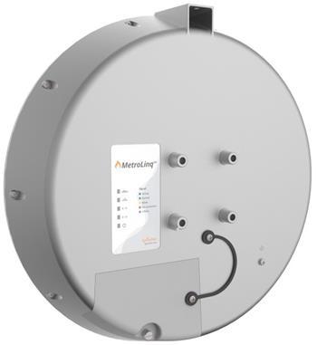 IgniteNet MetroLinq 60 PRO, 2.5Gbps, venkovní jednotka 60GHz PTP 42dBi + záloha 5GHz, 2x22dBi (cena za kus), bez držáku