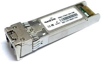 MaxLink 10G SFP+ optický modul, venkovní -40°C, SM, 1310nm, 10km, 2x LC konektor, DDM, Cisco compatible