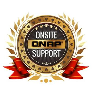 QNAP 1-year Next business day warranty for TS-453BU-RP-4G in CZ & SK