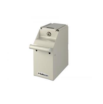Sejf pro prodejní místa SAFESCAN 4100W, bílý