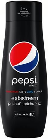 SodaStream Sirup Pepsi max 440 ml