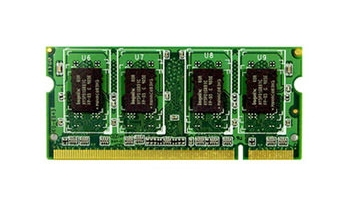 Synology 2GB upgrade memory DDR2-800 unbuffered So-DIMM (pro 2411+,1511+,RS810+)