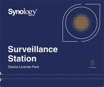 Synology Camera License Pack x 8pack