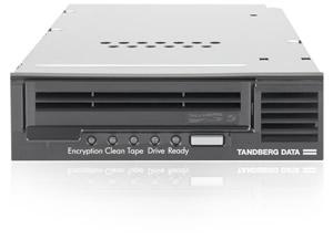 Tandberg LTO-7 HH - Internal bare drive, black, SAS