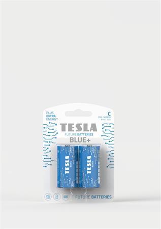 Tesla C BLUE+ zinkouhlíková, 2 ks, ND