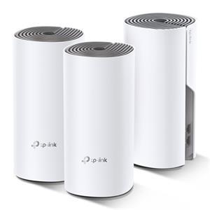 TP-Link Deco E4 - Meshový Wi-Fi systém pro chytré domácnosti (3-pack)