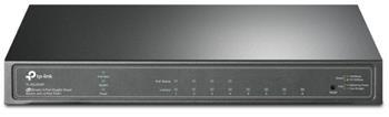 TP-Link TL-SG2008P JetStream Smart Switch, 8x GLAN, 4x PoE