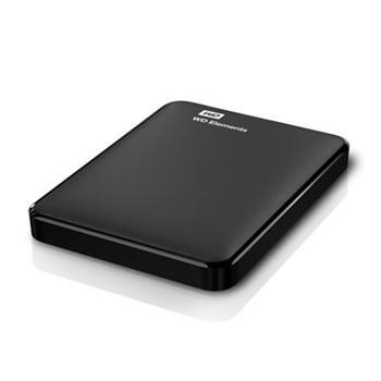 "WD Elements Portable 1,5TB Ext. 2.5"" USB3.0, Black"