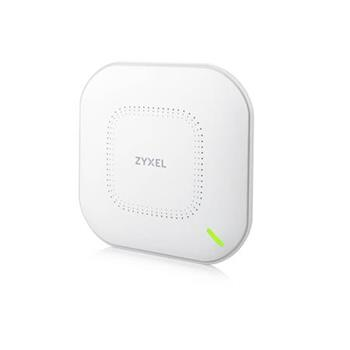 Zyxel NWA110AX, Single Pack 802.11ax AP incl Power Adaptor, EU and UK, Unified AP, ROHS